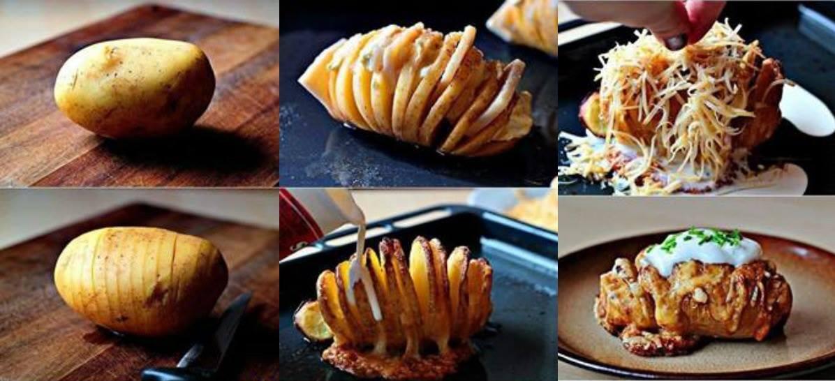 Tuto la pomme de terre cuite au four parfaite la recette - Conservation pomme de terre cuite ...
