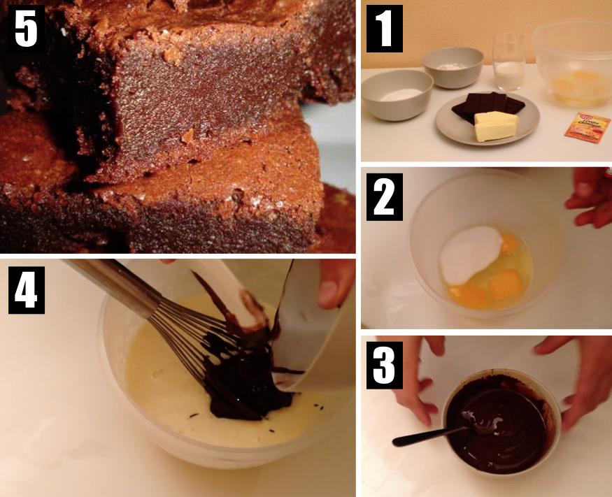 En 10 minutes le moelleux chocolat au micro onde la for Moelleux chocolat micro ondes