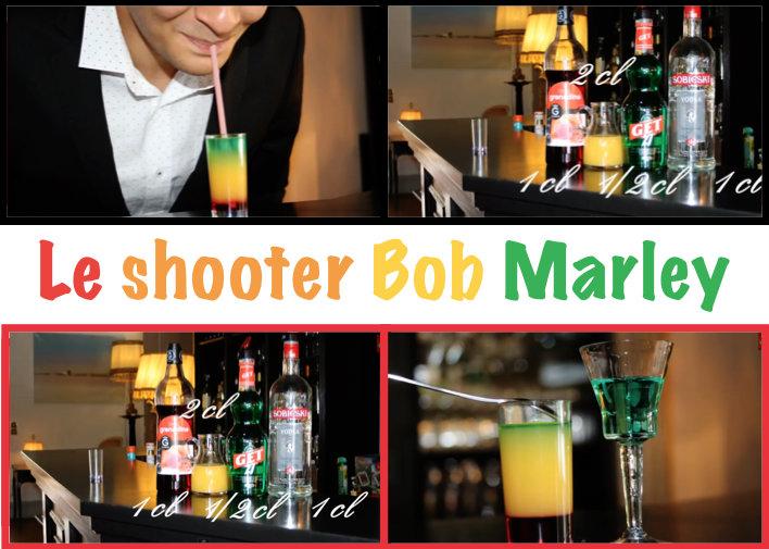 shooter aux couleurs de la jamiaique