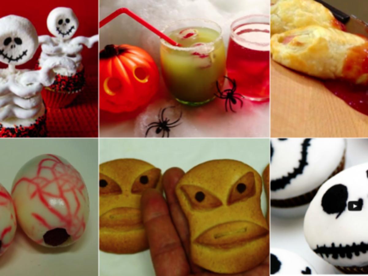 Halloween  12 recettes originales