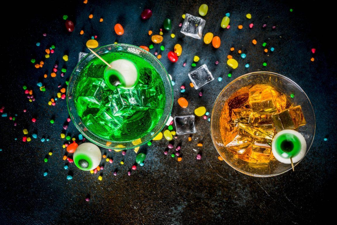 boissons Halloween