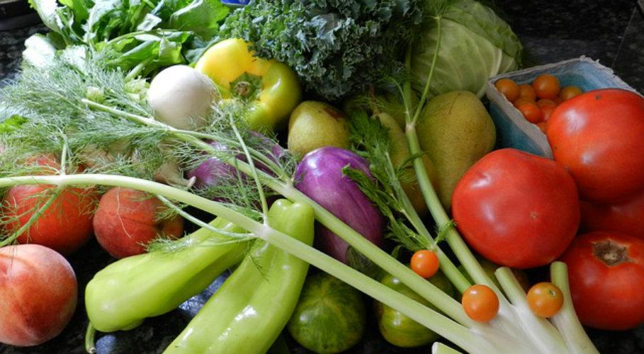 Comment manger 5 fruits et l gumes par jour et si possible de saison la recette - Grenade fruit comment manger ...
