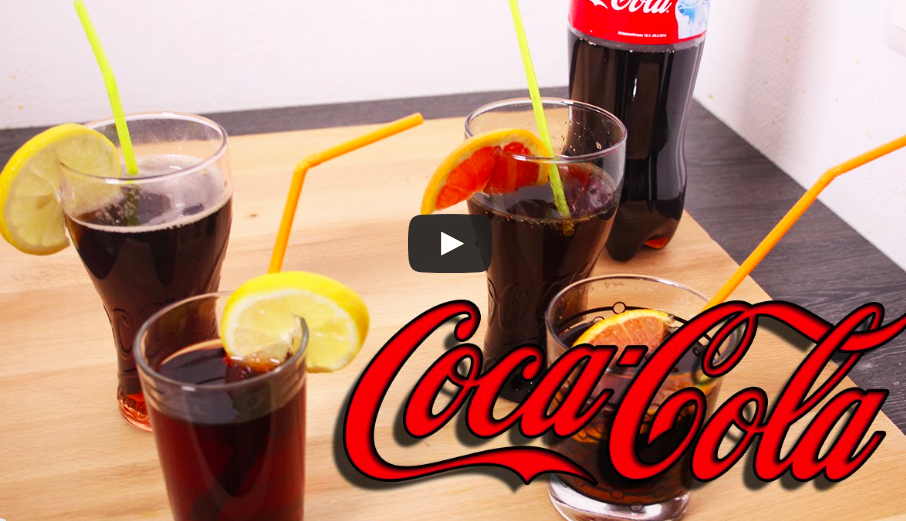 4 cocktails avec du coca cola la recette for Enlever la rouille avec du coca