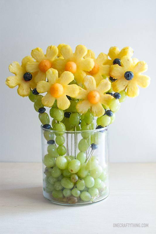 12 Id Es De Brochettes De Fruit Originales La Recette