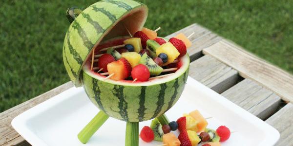 Bevorzugt 12 idées de brochettes de fruit originales - La Recette KO45