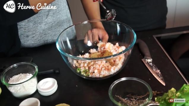 accras crevettes 3