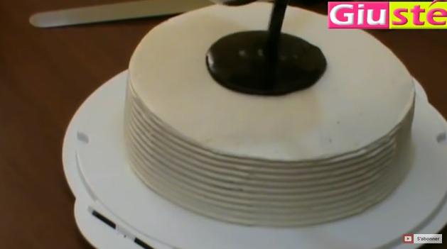 gâteau Kinder Pingui 13