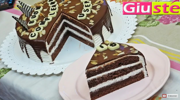 gâteau Kinder Pingui 16