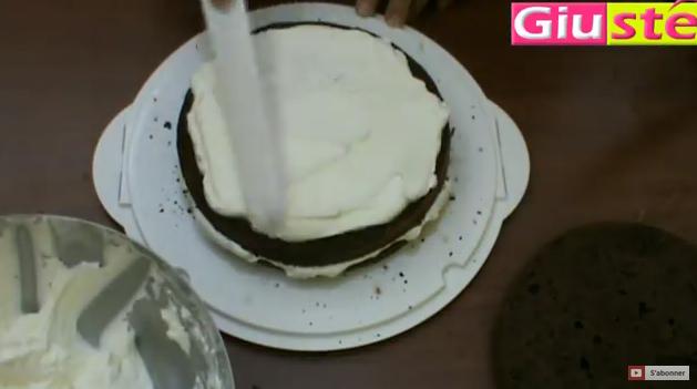 gâteau Kinder Pingui 8