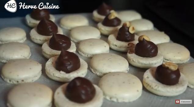 macaron nutella 6