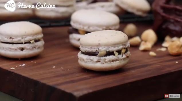 macaron nutella 7