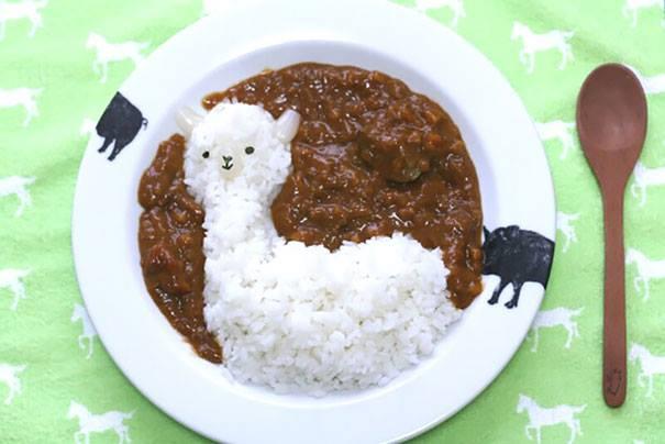 20 plats cr atifs avec du riz pour donner envie aux enfants de tout manger la recette - La cocina sana de isasaweis ...