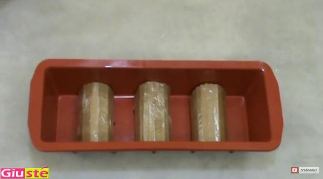 Recette de gateau avec des kinder maxi