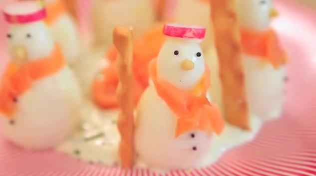 bonhommes de neige 15