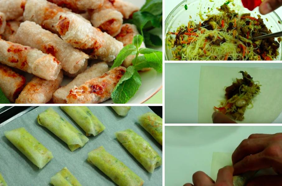 Comment cuisiner des nems au kebab facilement la recette - Comment cuisiner des aubergines facilement ...