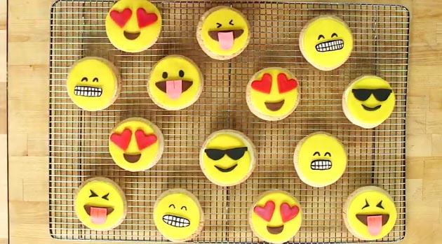 Comment Faire Des Cookies En Forme De Smiley La Recette