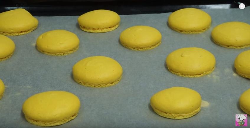 macarons citron 6