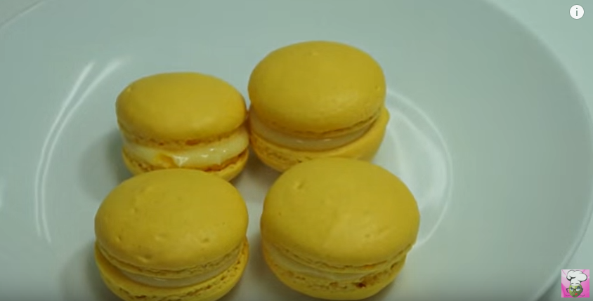 macarons citron 9