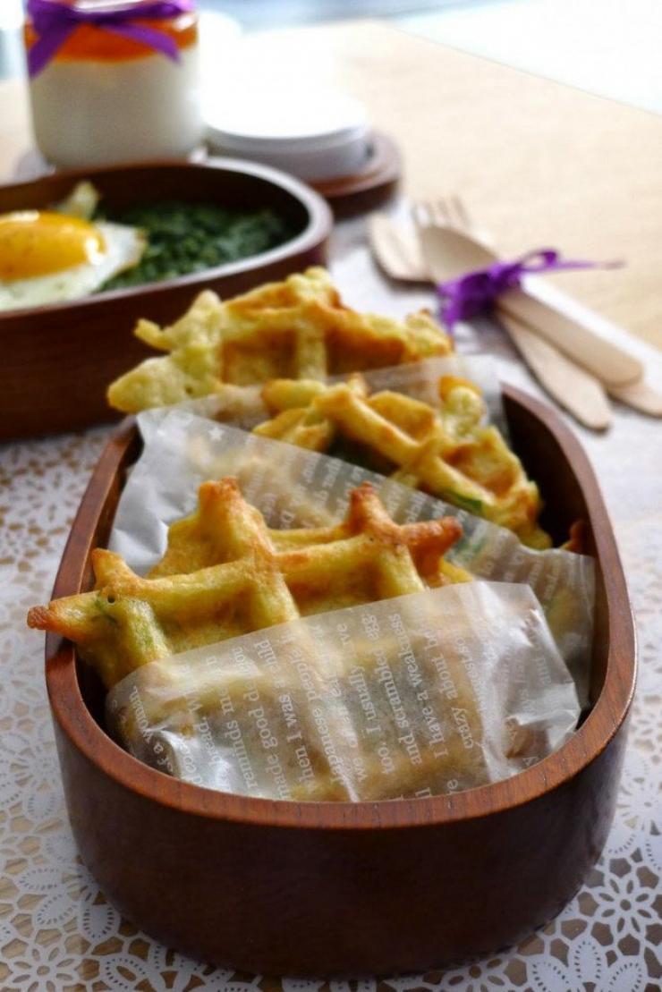 Les pommes de terre en gaufre la recette - Cuisiner les pommes de terre ...
