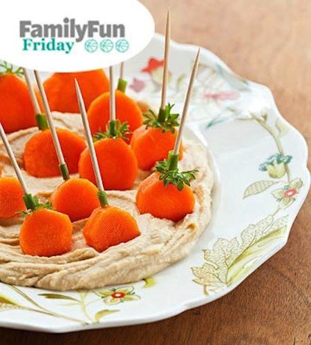 64-non-candy-halloween-snack-ideas-carrot-hummus