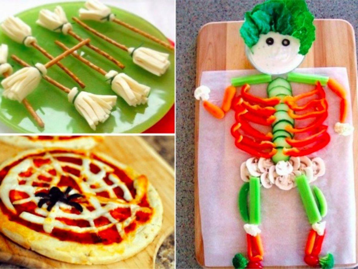Trompes l'oeil d'Halloween  12 recettes amusantes
