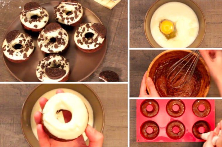 r alisez facilement de d licieux donuts aux or o la recette. Black Bedroom Furniture Sets. Home Design Ideas