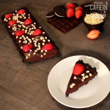 Cheesecake aux fraises - Elo les Cupcakes