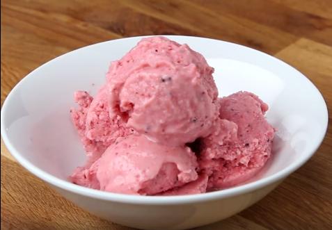 des recettes de frozen yogurt id als pour se rafra chir cet t la recette. Black Bedroom Furniture Sets. Home Design Ideas