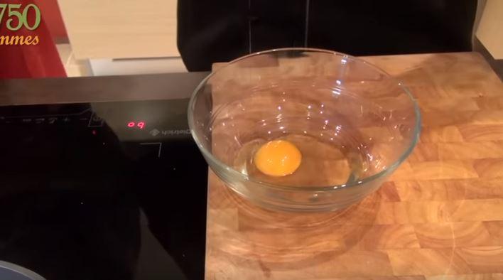 la recette des œufs frits pour cuisiner les œufs autrement - la