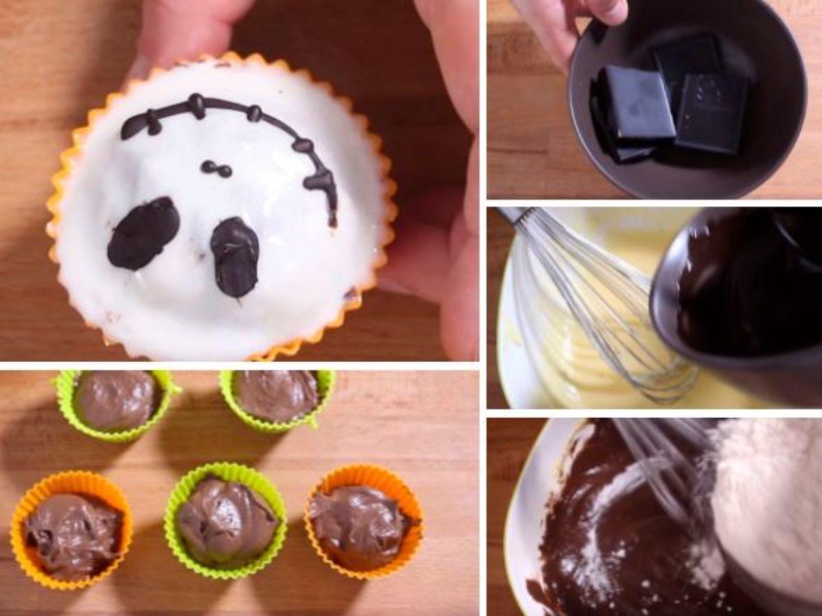 Les Cupcakes D Halloween La Recette Facile La Recette