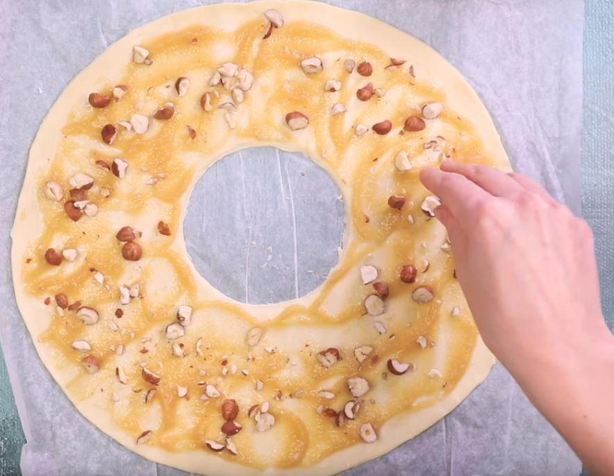 La tarte soleil au camembert r ti un d lice pour vos - Soleil feuillete pour l aperitif ...