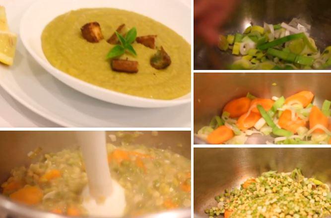 L 39 excellente soupe de lentilles un plat coupe faim - Comment couper un potiron pour la soupe ...