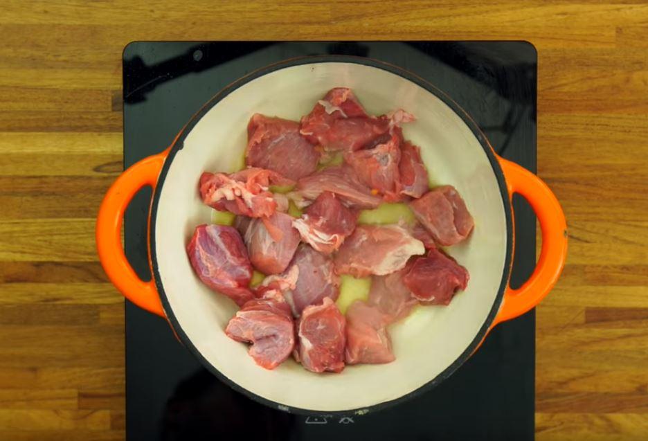 La délicieuse recette du veau Marengo