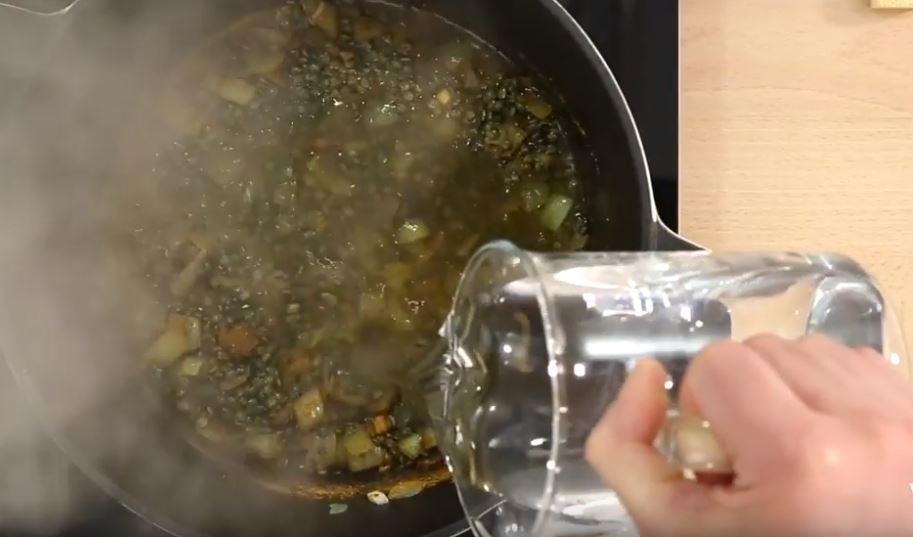 Curry végétarien aux lentilles et courgettes3