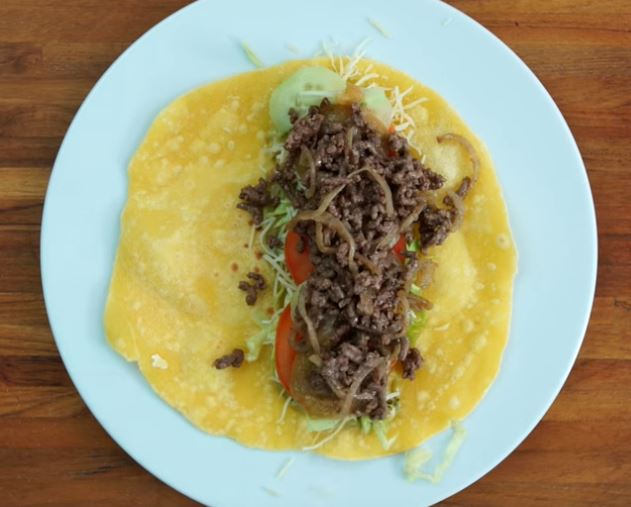 La recette des fajitas à la viande hachée6