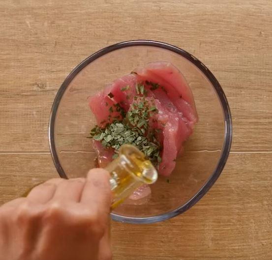 La recette des galettes de pommes de terre au thon et basilic1