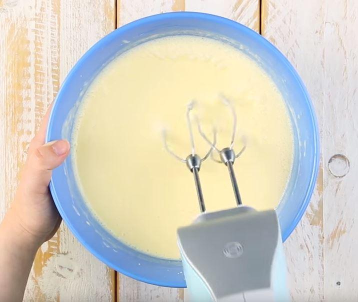 Sublime tarte zébrée aux framboises2