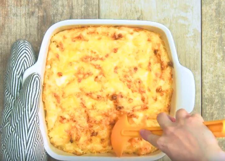Le gratin de macaronis de Paul Bocuse