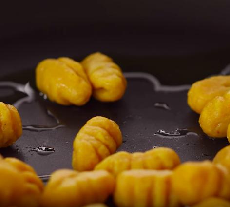 Gnocchis de Potimarron