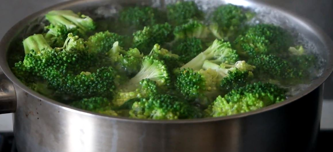 Quiche aux épinards et brocolis