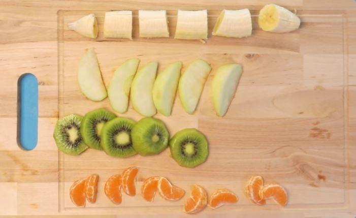 fruits gourmands