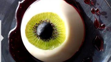 l'oeil d'halloween