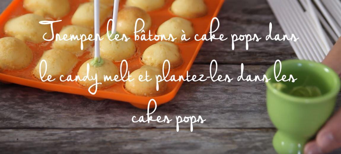 pop cakes sorcières