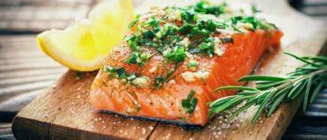 saumon à l'unilatéral