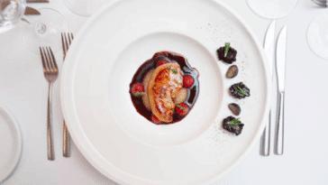 Foie gras cru poêlé