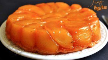 La tarte tatin inspirée de Christophe Michalak