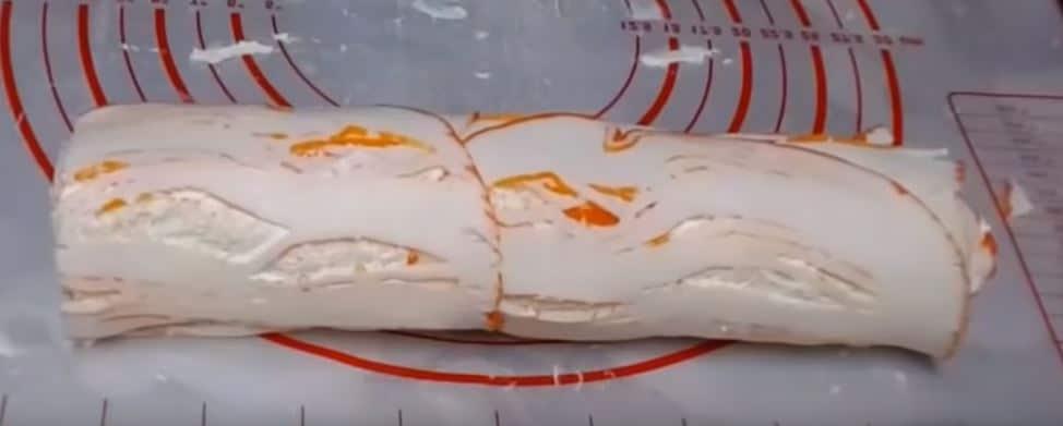 canapés surimi