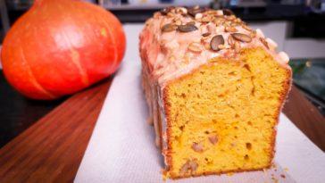 Le cake au potimarron et aux épices