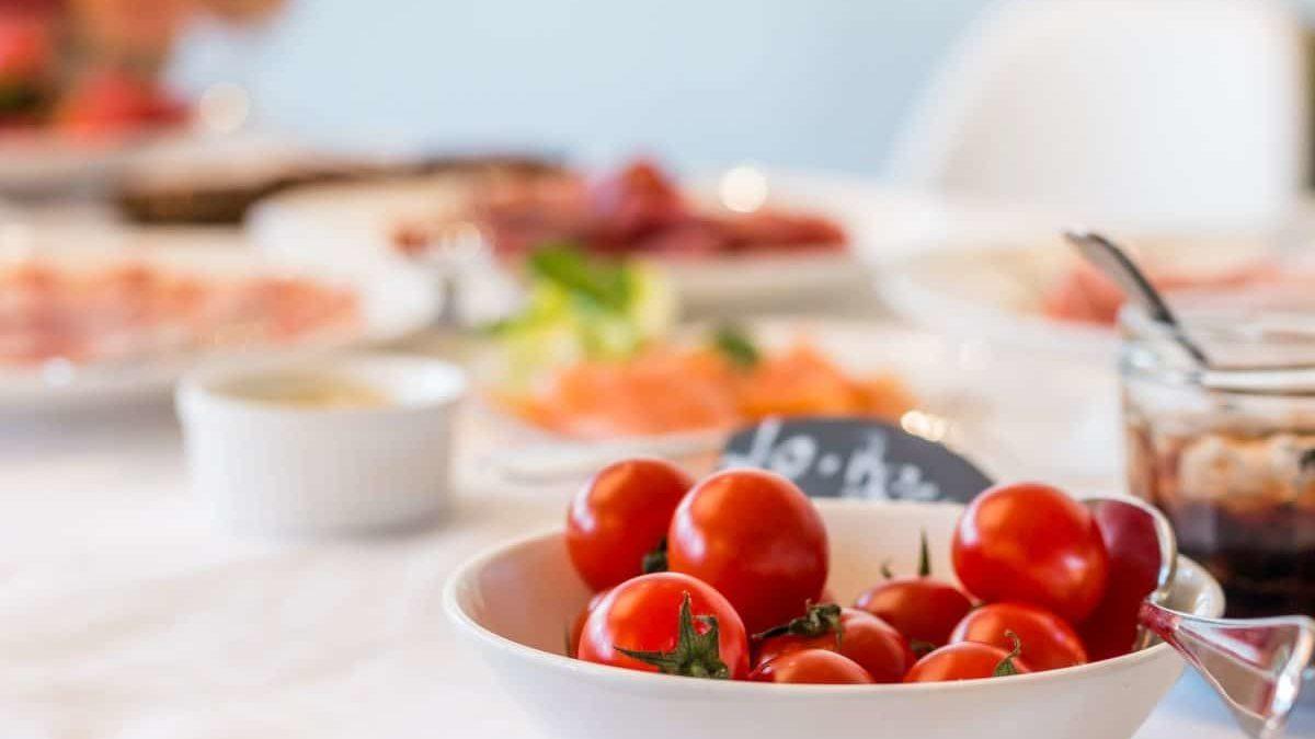Extraordinaire 5 recettes de plats faciles à manger pour un pot de départ réussi ! RJ-89