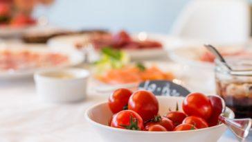 pot de départ apéro brunch tomates